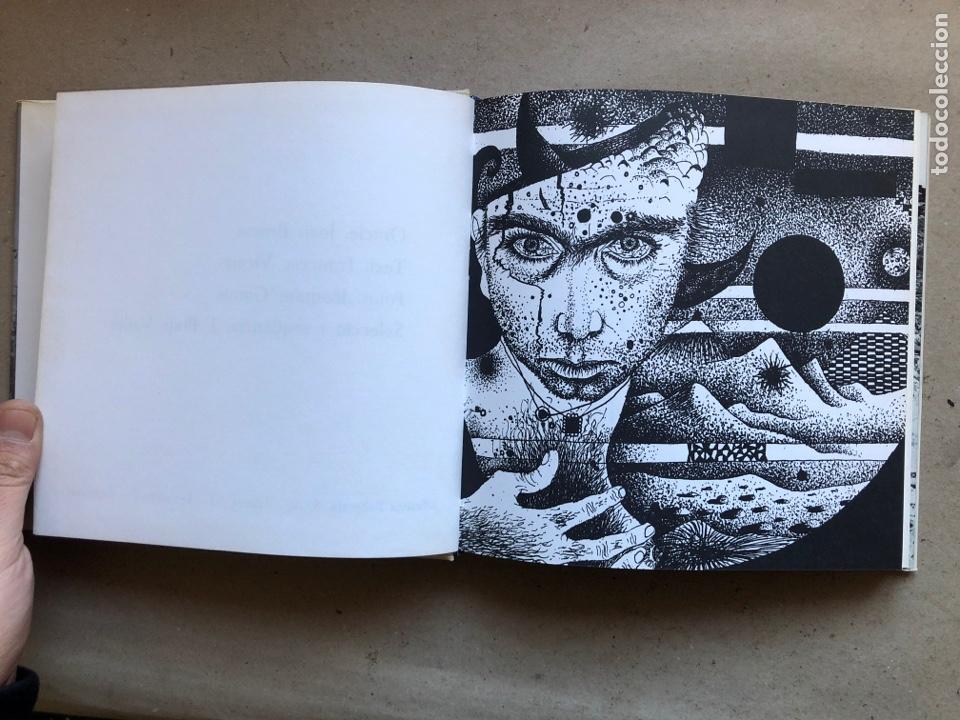 Libros de segunda mano: ANTONIE TÀPIES O L'ESCARNIDOR DE DIADEMES. ED. POLIGRAFÍA 1967. - Foto 4 - 141002700