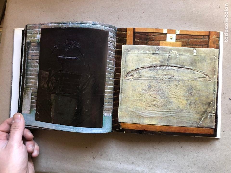 Libros de segunda mano: ANTONIE TÀPIES O L'ESCARNIDOR DE DIADEMES. ED. POLIGRAFÍA 1967. - Foto 7 - 141002700