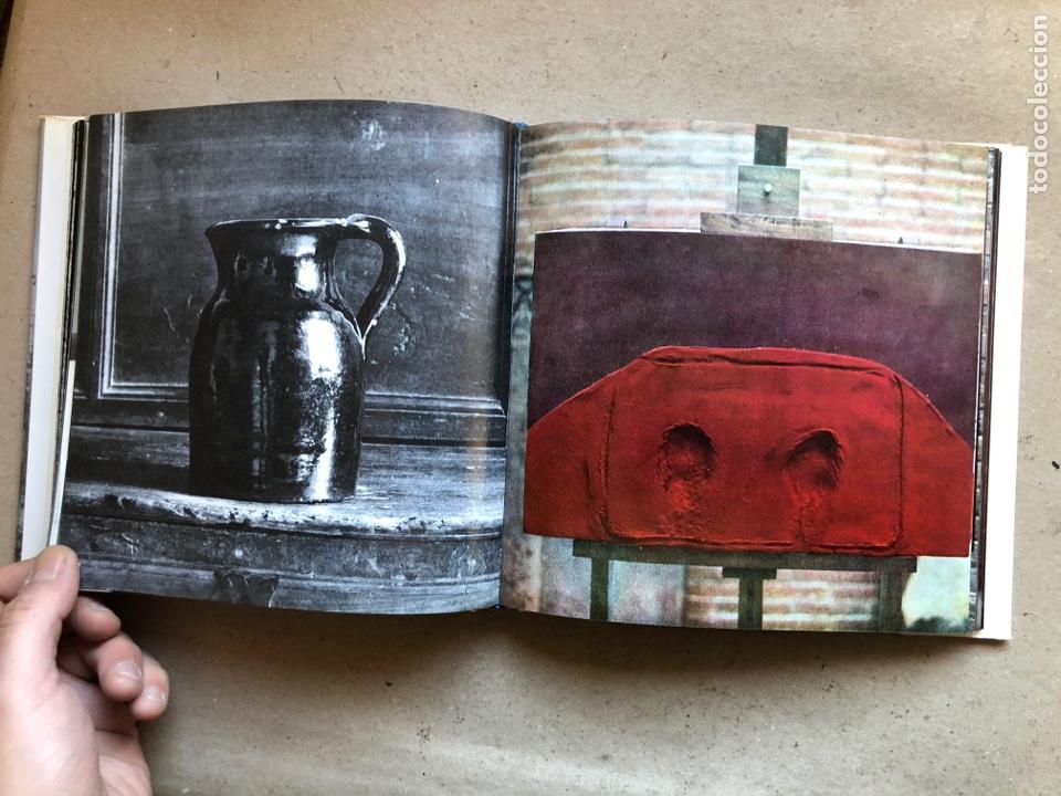 Libros de segunda mano: ANTONIE TÀPIES O L'ESCARNIDOR DE DIADEMES. ED. POLIGRAFÍA 1967. - Foto 8 - 141002700