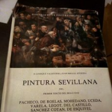 Libros de segunda mano: PINTURA SEVILLANA DEL PRIMER TERCIO DEL S.XVII. Lote 141263126