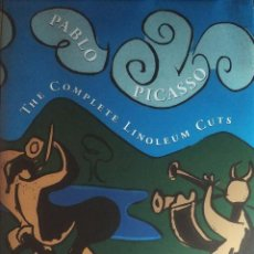Libros de segunda mano: PICASSO'S PAINTINGS… THE COMPLETE LINOLEUM CUTS, 1939-1968 / THE PICASSO PROJECT. ALAN WOFSY, 2012.. Lote 141662438