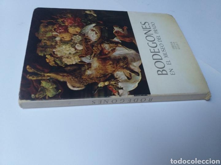 Libros de segunda mano: Pintura antigua . . Bodegones en el Museo del Prado Mariano Sánchez de Palacios 1965 - Foto 2 - 141676516