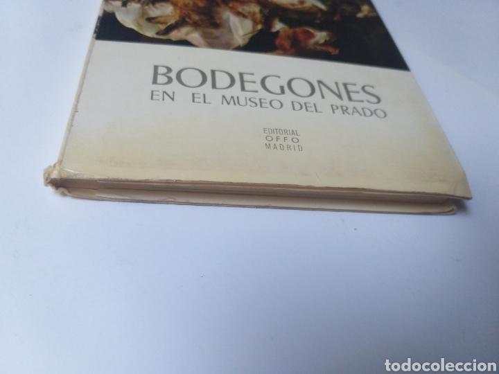 Libros de segunda mano: Pintura antigua . . Bodegones en el Museo del Prado Mariano Sánchez de Palacios 1965 - Foto 3 - 141676516