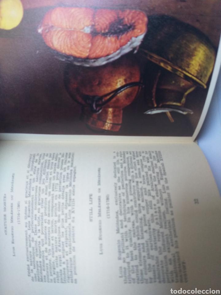 Libros de segunda mano: Pintura antigua . . Bodegones en el Museo del Prado Mariano Sánchez de Palacios 1965 - Foto 8 - 141676516