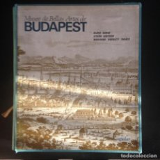 Libros de segunda mano: MUSEO DE BELLAS ARTES DE BUDAPEST - ED. AGUILAR. Lote 141684014