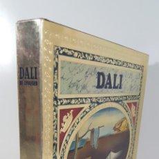 Libros de segunda mano: DALÍ DE DRAEGER. VERSIÓN ESPAÑOLA. MAX GERARD. EDIT BLUME. BARCELONA.1968.. Lote 142140930