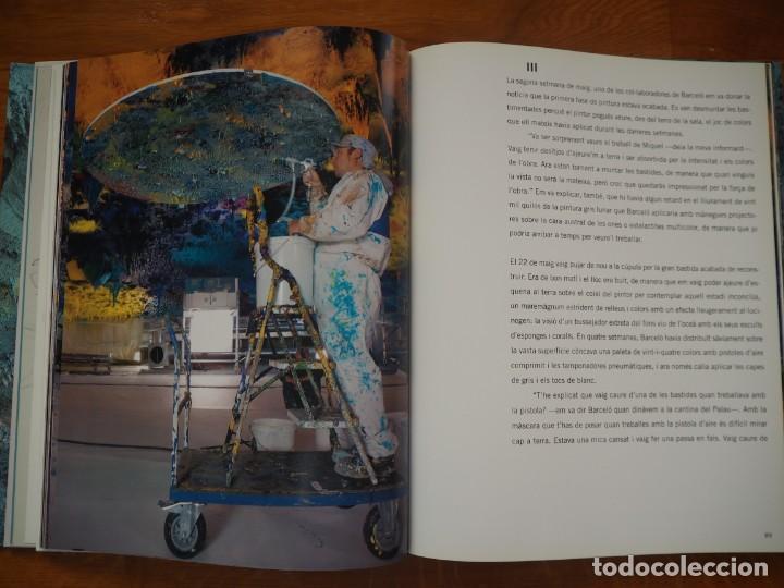 Libros de segunda mano: El mar de Barceló. Textos,Rodrigo Rey Rosa. Fotografíes,Agustí Torres. En catalán. Edicions 62.2008. - Foto 5 - 142168658
