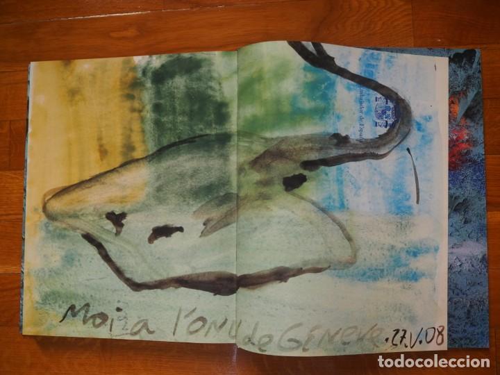 Libros de segunda mano: El mar de Barceló. Textos,Rodrigo Rey Rosa. Fotografíes,Agustí Torres. En catalán. Edicions 62.2008. - Foto 6 - 142168658