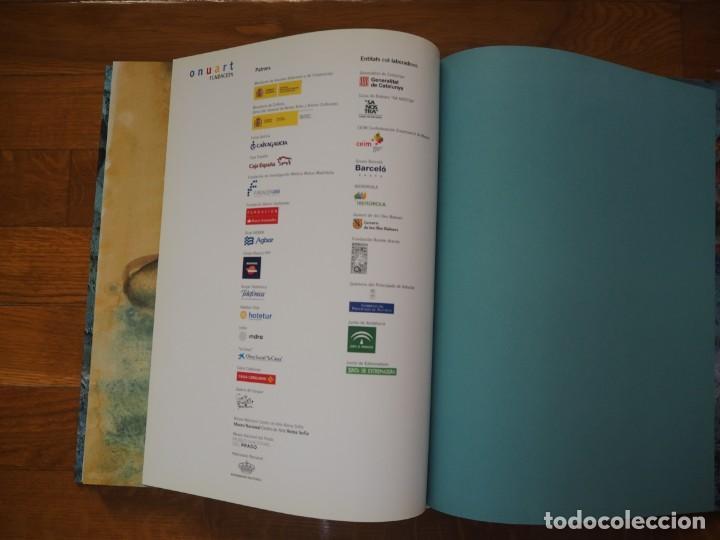 Libros de segunda mano: El mar de Barceló. Textos,Rodrigo Rey Rosa. Fotografíes,Agustí Torres. En catalán. Edicions 62.2008. - Foto 7 - 142168658