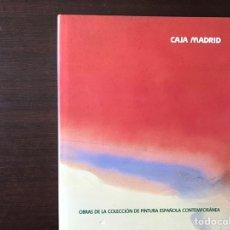 Libros de segunda mano: OBRAS DE LA COLECCIÓN DE PINTURA ESPAÑOLA CONTEMPORÁNEA. COMO NUEVO.. Lote 142215641