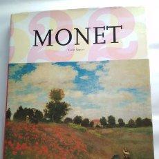 Libros de segunda mano: MONET, KARIN SAGNER, TASCHEN 2006, LIBRO SOBRE ARTE, PINTURA. Lote 142271674