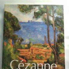 Libros de segunda mano: CEZANNE, HAJO DUCHTING, TASCHEN 1991, LIBRO SOBRE ARTE, PINTURA. Lote 142273554