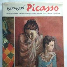 Libros de segunda mano: PICASSO 1900 1906, PIERRE DAIX, ED. BLUME 1974, CON LAMINAS, LIBRO SOBRE ARTE, PINTURA. Lote 142277666