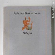 Libros de segunda mano: FEDERICO GARCÍA LORCA-DIBUJOS (MINISTERIO CULTURA.1986) CATÁLOGO EXPOSICIÓN LA CAIXA BARCELONA. Lote 142313650