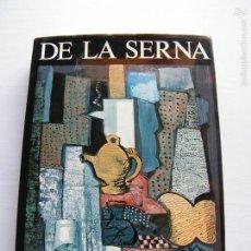 Libros de segunda mano: ISMAEL DE LA SERNA - CESÁREO RODRÍGUEZ-AGUILERA - EDICIONES POLIGRAFA - BARCELONA (1977). Lote 142350394