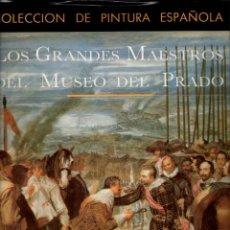 Libros de segunda mano: LOS GRANDES MAESTROS DEL MUSEO DEL PRADO. 2 VOL.. Lote 142658622