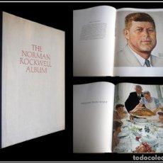 Libros de segunda mano - THE NORMAN ROCKELL ALBUM. Doubleday & Company, Inc. 1961 first edition - 142803262