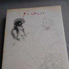 Libros de segunda mano: PICASSO SUITE VOLLARD. Lote 142889762