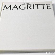 Libros de segunda mano: RENÉ MAGRITTE. JOSÉ MARÍA FAERNA GARCÍA-BERMEJO. Lote 142967370