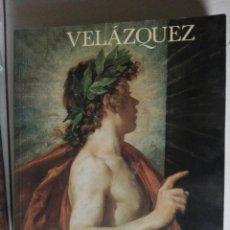 Libros de segunda mano: LIBRO VELAZQUEZ, MUSEO DEL PRADO 1990. Lote 143300262