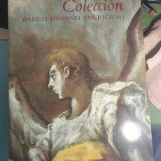 Libros de segunda mano: COLECCIÓN BANCO HISPANO AMERICANO. Lote 143651356