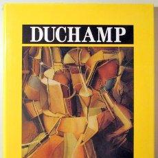 Libros de segunda mano: DUCHAMP, MARCEL - DUCHAMP - NEW YORK 1996 - ILUSTRADO. Lote 144003917