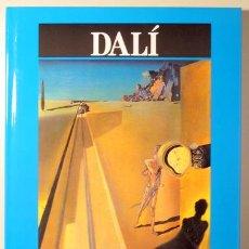 Libros de segunda mano: DALÍ, SALVADOR - DALÍ - NEW YORK 1995 - ILUSTRADO. Lote 144003929