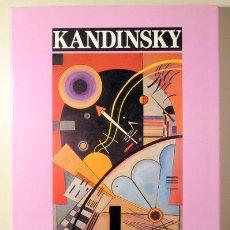 Libros de segunda mano: KANDINSKY, VASSILI - KANDINSKY - NEW YORK 1996 - ILUSTRADO. Lote 144003933
