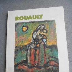 Libros de segunda mano: ROUAULT. Lote 144243802