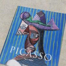 Libros de segunda mano: PABLO PICASSO (1881-1973), EL GENIO DEL SIGLO, INGO F WALTHER- TASCHEN. Lote 144329578