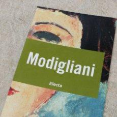 Libros de segunda mano: MODIGLIANI- MATILDE BATTISTINI, ELECTA, 2009.. Lote 144333649
