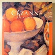 Libros de segunda mano: CÉZANNE, PAUL - SCHAPIRO, MEYER - CÉZANNE - NEW YORK 1988 - ILUSTRADO. Lote 144419784