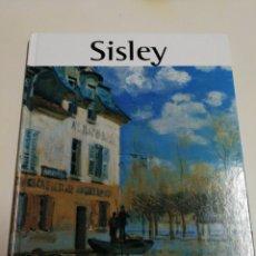 Libros de segunda mano: SISLEY, LA ERA DE LOS IMPRESIONISTAS- GLOBUS, 2005.. Lote 144602349