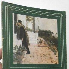 Libros de segunda mano: ASSAIG SOBRE LES DIFERENTS ETAPES PICTÒRIQUES DE SANTIAGO RUSIÑOL - ISABEL COLL MIRABENT. Lote 144698414