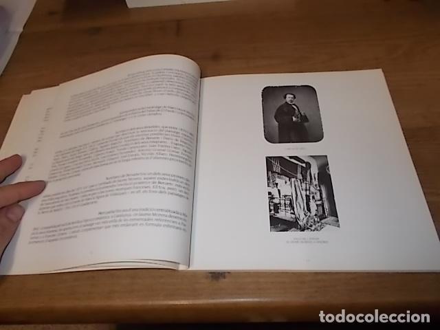 Libros de segunda mano: JAUME MORERA I GALÍCIA ( 1854 - 1927). FUNDACIÓ CAIXA PENSIONS. 1ª EDICIÓ 1985 . VEURE FOTOS. - Foto 6 - 144700382