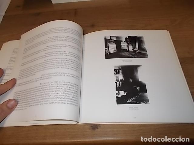 Libros de segunda mano: JAUME MORERA I GALÍCIA ( 1854 - 1927). FUNDACIÓ CAIXA PENSIONS. 1ª EDICIÓ 1985 . VEURE FOTOS. - Foto 8 - 144700382