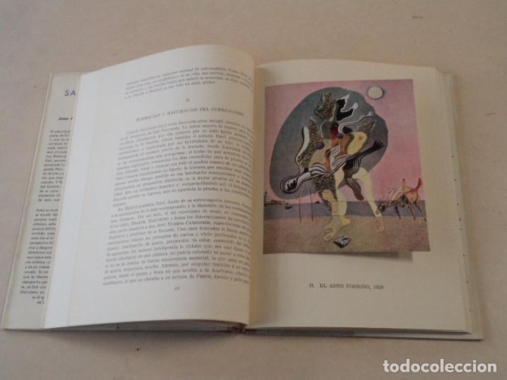 Libros de segunda mano: DALÍ - JUAN ANTONIO GAYA NUÑO - EDICIONES OMEGA - Foto 2 - 144981806