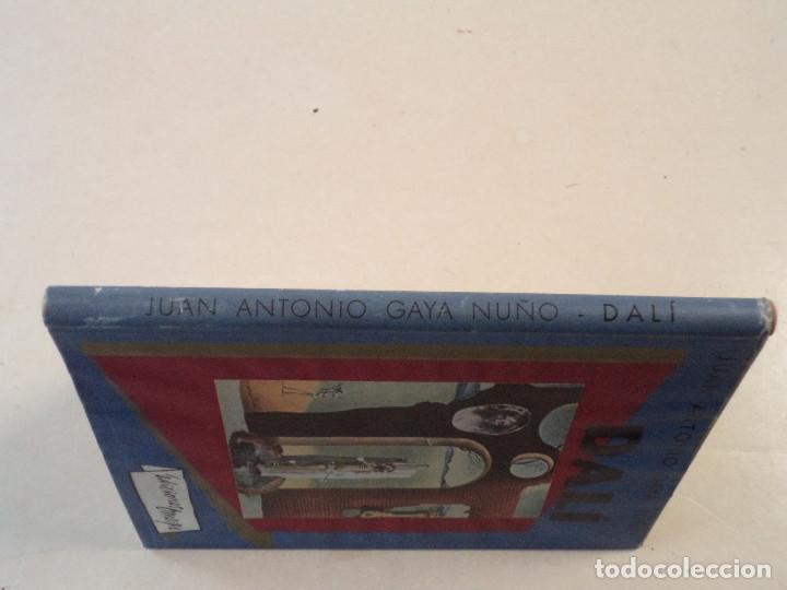 Libros de segunda mano: DALÍ - JUAN ANTONIO GAYA NUÑO - EDICIONES OMEGA - Foto 4 - 144981806
