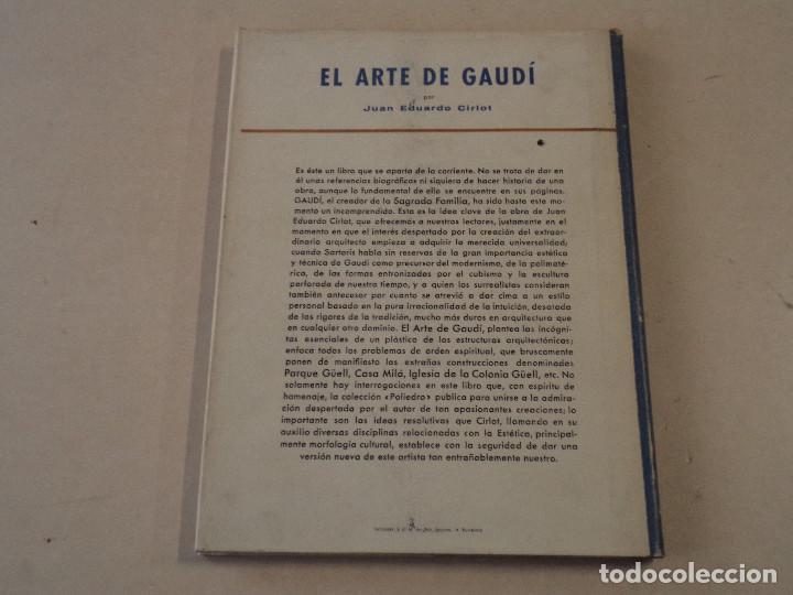 Libros de segunda mano: DALÍ - JUAN ANTONIO GAYA NUÑO - EDICIONES OMEGA - Foto 5 - 144981806