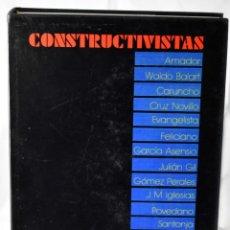 Libros de segunda mano: CONSTRUCTIVISTAS ESPAÑOLES. Lote 145090294