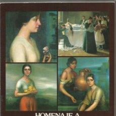 Libros de segunda mano: HOMENAJE A JULIO ROMERO DE TORRES. . Lote 145130682