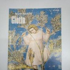 Libros de segunda mano: GIOTTO. MAESTROS DE LA PINTURA Nº 20. NOGUER RIZZOLI. TDKR13. Lote 145153578