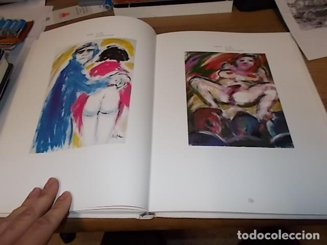ALFRED LICHTER 1999 . WHAT A WONDERFUL WORLD. DEDICATORIA Y FIRMA ORIGINAL DEL ARTISTA. UNA JOYA!!! (Libros de Segunda Mano - Bellas artes, ocio y coleccionismo - Pintura)