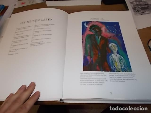 Libros de segunda mano: ALFRED LICHTER 1999 . WHAT A WONDERFUL WORLD. DEDICATORIA Y FIRMA ORIGINAL DEL ARTISTA. UNA JOYA!!! - Foto 6 - 145154806