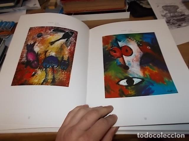 Libros de segunda mano: ALFRED LICHTER 1999 . WHAT A WONDERFUL WORLD. DEDICATORIA Y FIRMA ORIGINAL DEL ARTISTA. UNA JOYA!!! - Foto 9 - 145154806