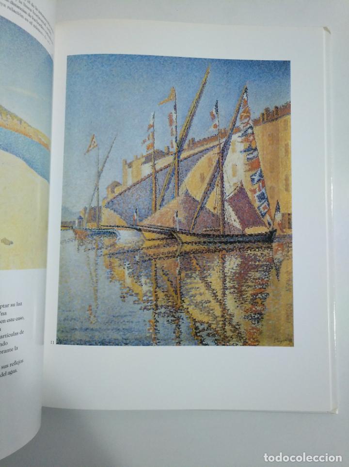 Libros de segunda mano: GRANDES PINTORES DEL SIGLO XX. SIGNAC 1836-1935. TDK338 - Foto 3 - 145755414
