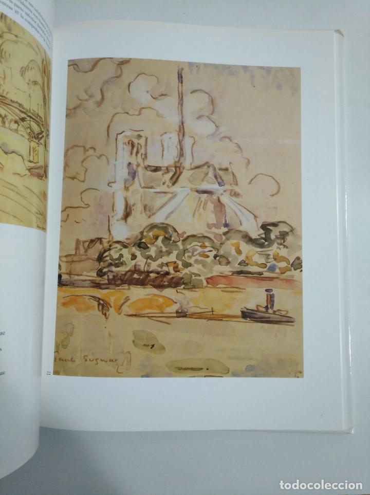 Libros de segunda mano: GRANDES PINTORES DEL SIGLO XX. SIGNAC 1836-1935. TDK338 - Foto 4 - 145755414