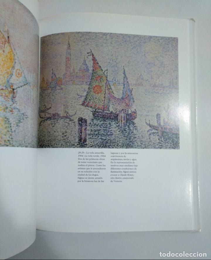 Libros de segunda mano: GRANDES PINTORES DEL SIGLO XX. SIGNAC 1836-1935. TDK338 - Foto 5 - 145755414