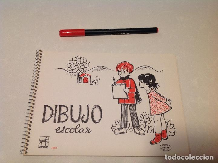 BLOC DE DIBUJO ESCOLAR CENTAURO (Libros de Segunda Mano - Bellas artes, ocio y coleccionismo - Pintura)