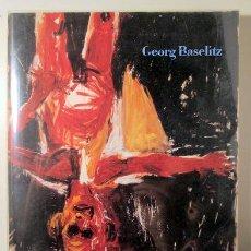 Libros de segunda mano: GEORG BASELITZ - BASEL 1982 - MUY ILUSTRADO - TEXTO EN ALEMÁN. Lote 172669647